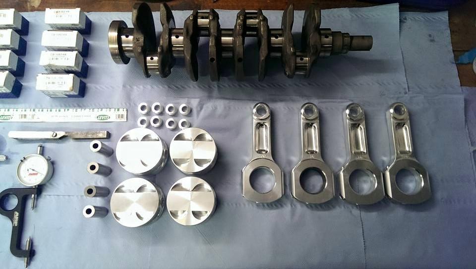 Motorenbau CWR 3