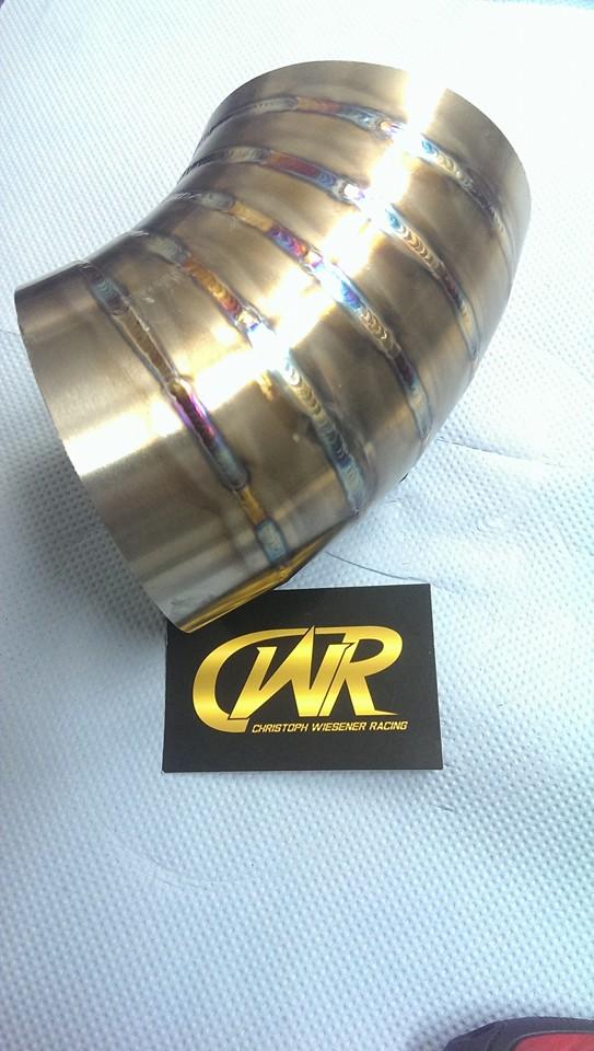 CWR Auspuff Endstück